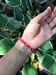 pentacle bracelet