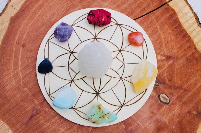 crystal work for beginners www.theenchantedgypsy.com