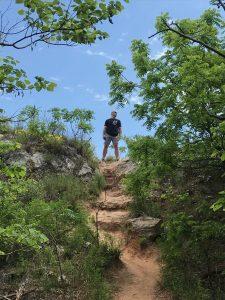 Roman Nose State Park Hiking