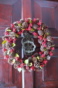 Christmas wreaths | The Enchanted Manor