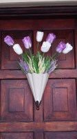 Ideas for seasonal front door decorations | The Enchanted ...