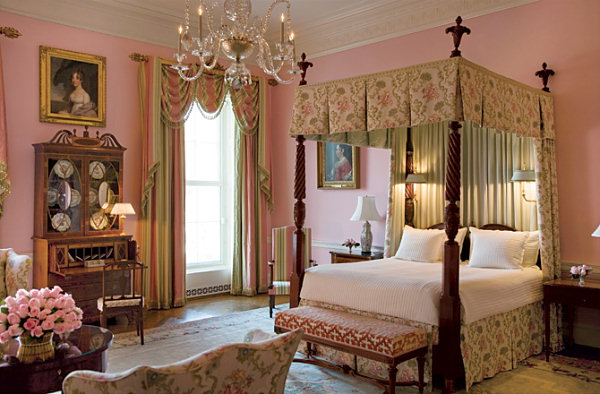 The Queens Bedroom  The Enchanted Manor