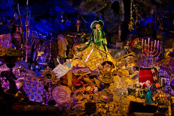 Image result for pirate ride in disney world