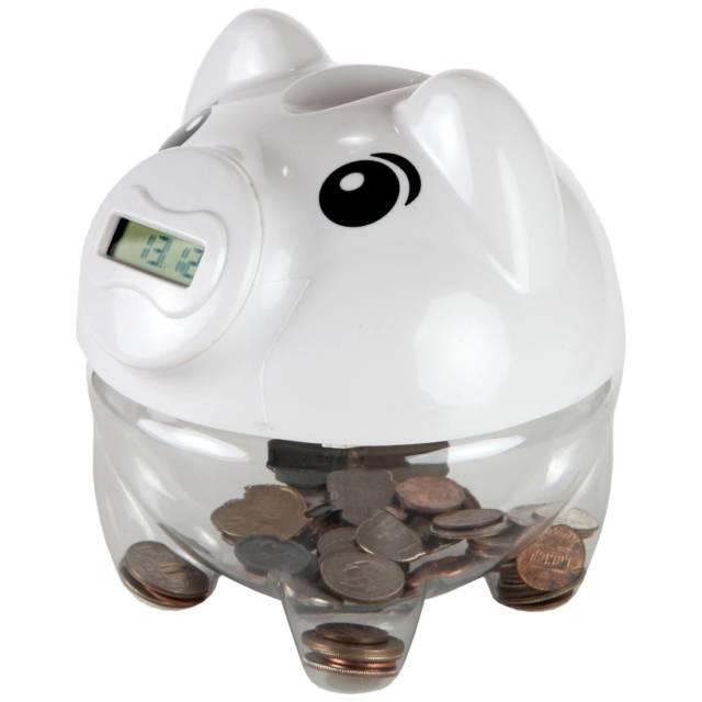10 unique cool piggy