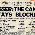 suez crisis of 1956