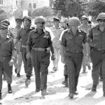 consequences of the six days war