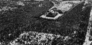death of Ayatollah Khomeini