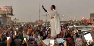 sudan backgrounder protests