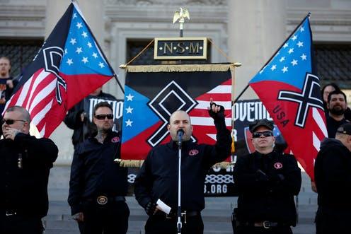 white nationalist terrorism what is white nationalism
