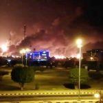 Attack On Saudi Arabia Oilfield