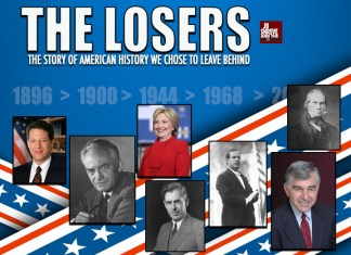 those who lost the presidential election