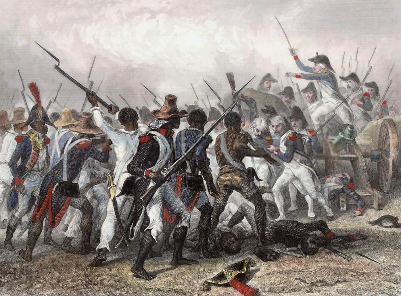 history of haiti haitian revolt