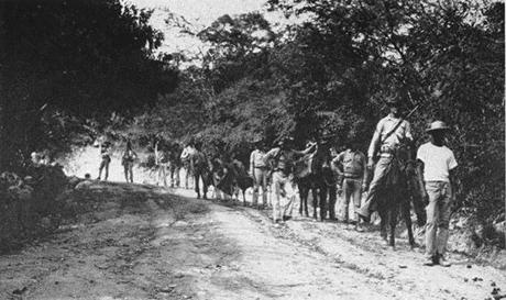 history of haiti us occupation