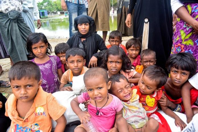 rohingya emergencies in myanmar