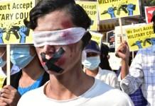 Emergencies in Myanmar