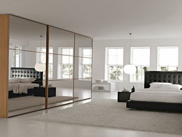 Diy Mirrored Closet Doors