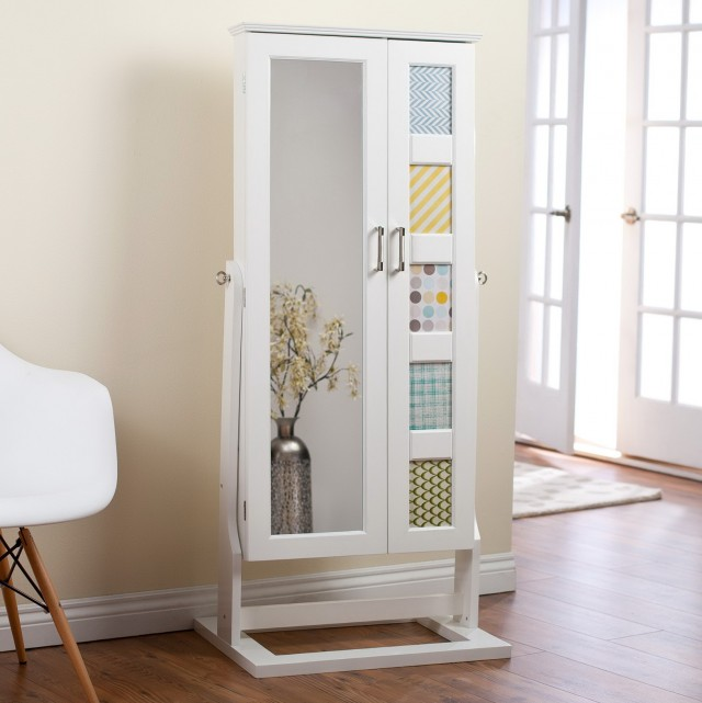 Full Length Mirror Cabinet