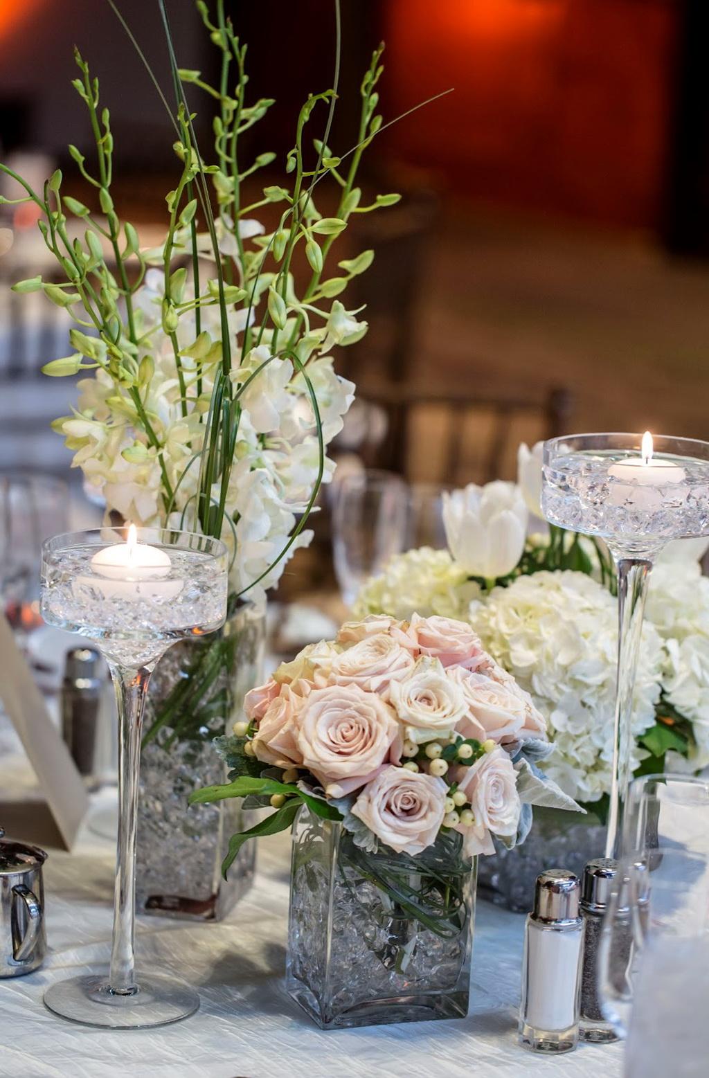 Large Glass Vase Decoration Ideas