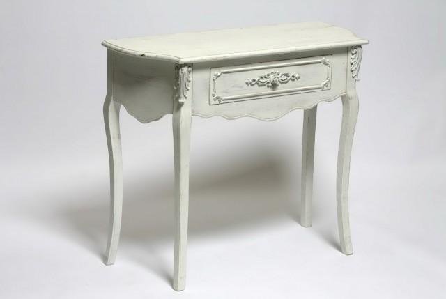White Accent Tables Sale
