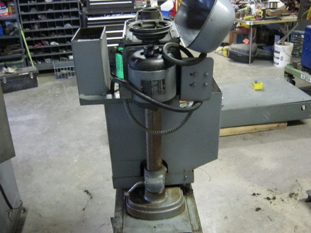 Bench Top Drill Press Stand