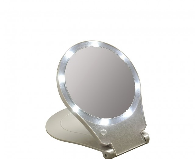 Best Lighted Makeup Mirror For Travel