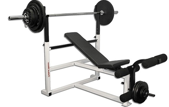 Golds Gym Olympic Weight Bench
