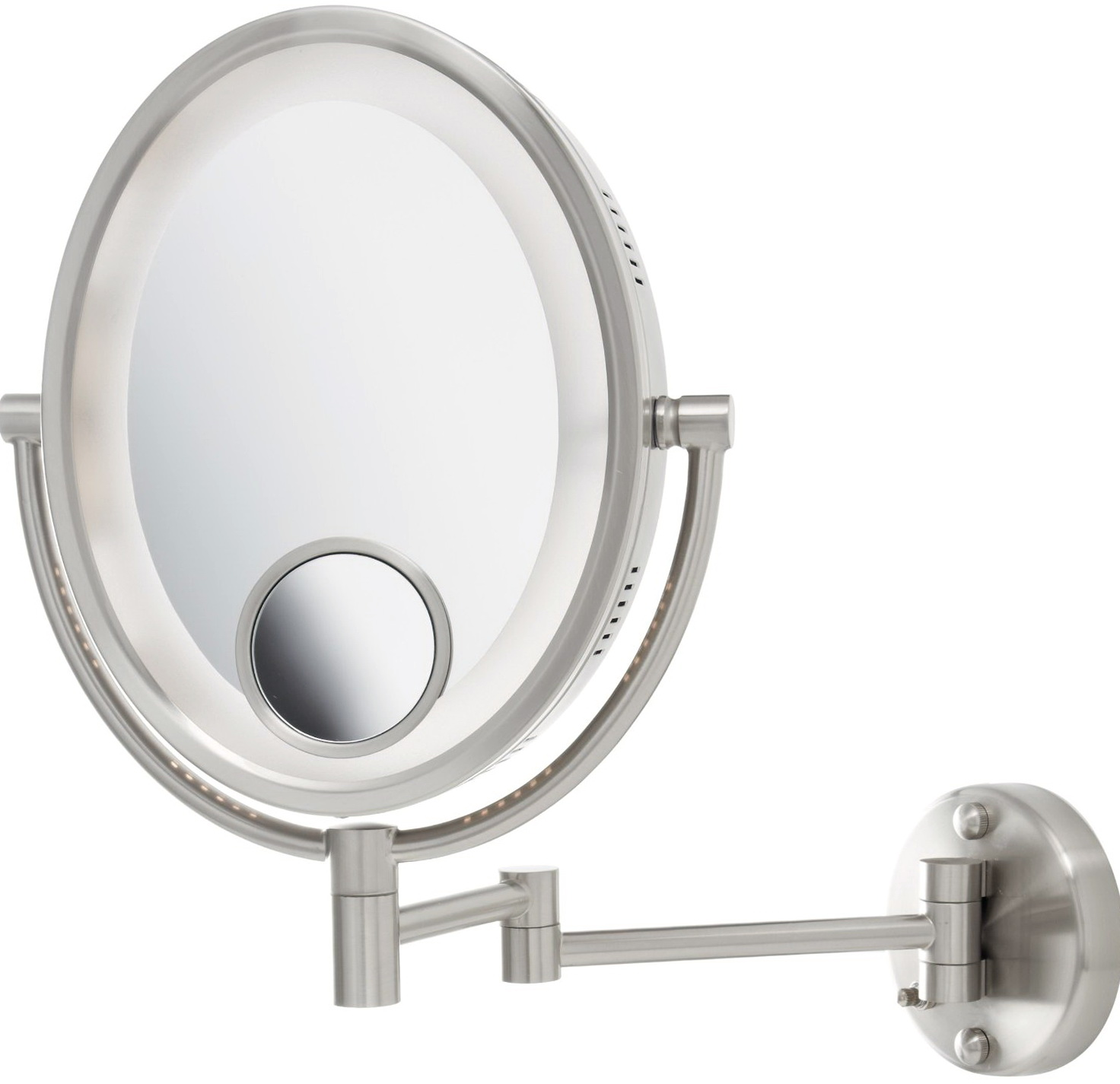 Lighted Magnifying Mirror 15x