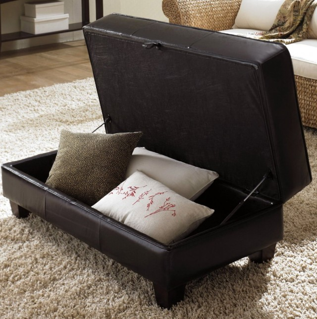 Ottoman Coffee Tables With Storage