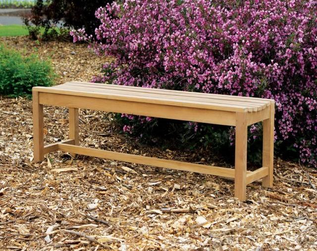Outdoor Wooden Bench Plans