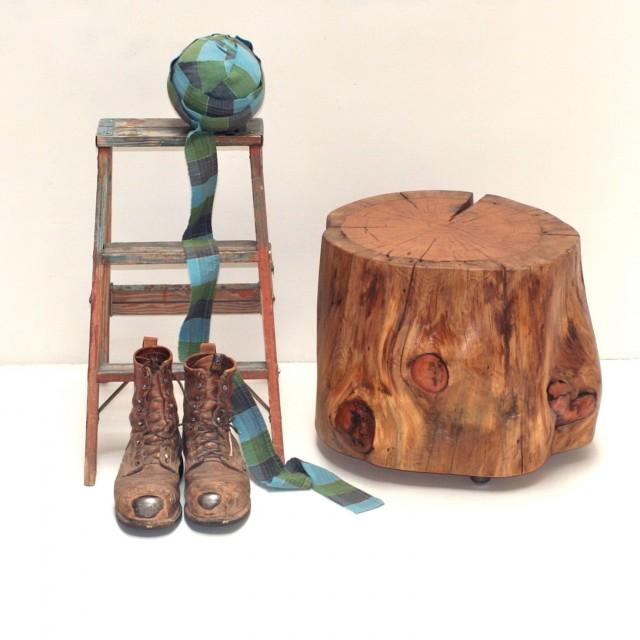 Tree Trunk Side Table Uk