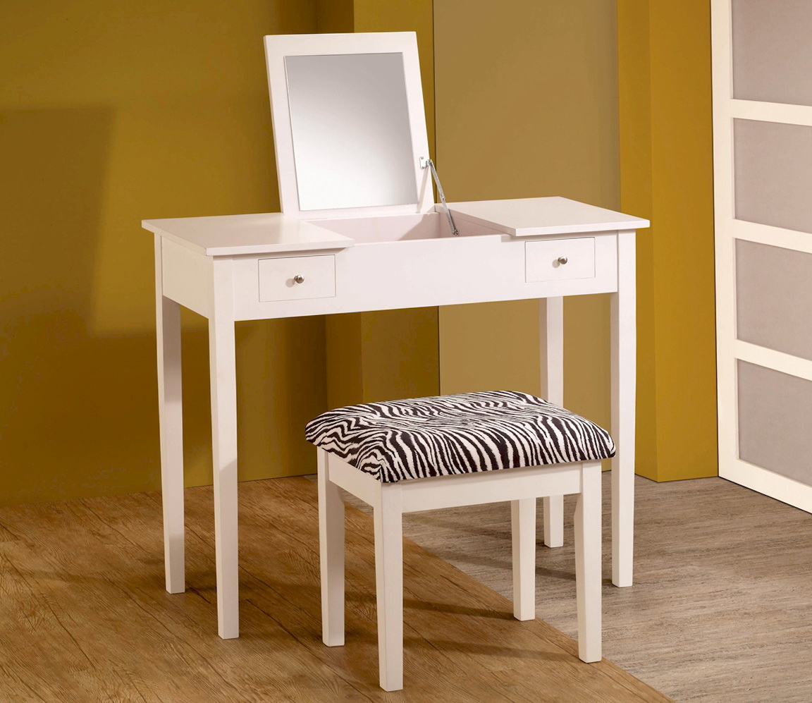 Vanity With Mirror And Chair Vanity Desk With Mirror And Chair Home Design Ideas