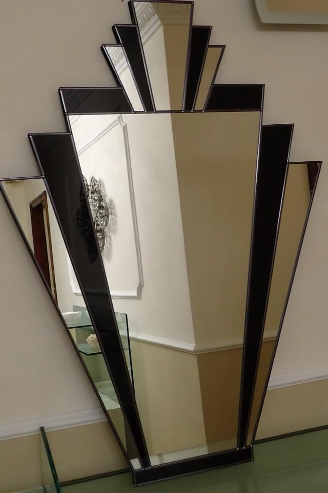 Art Deco Bathroom Mirrors