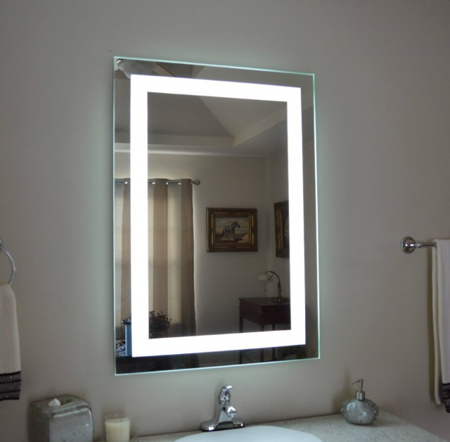 Bathroom Cabinet Mirror With Lights