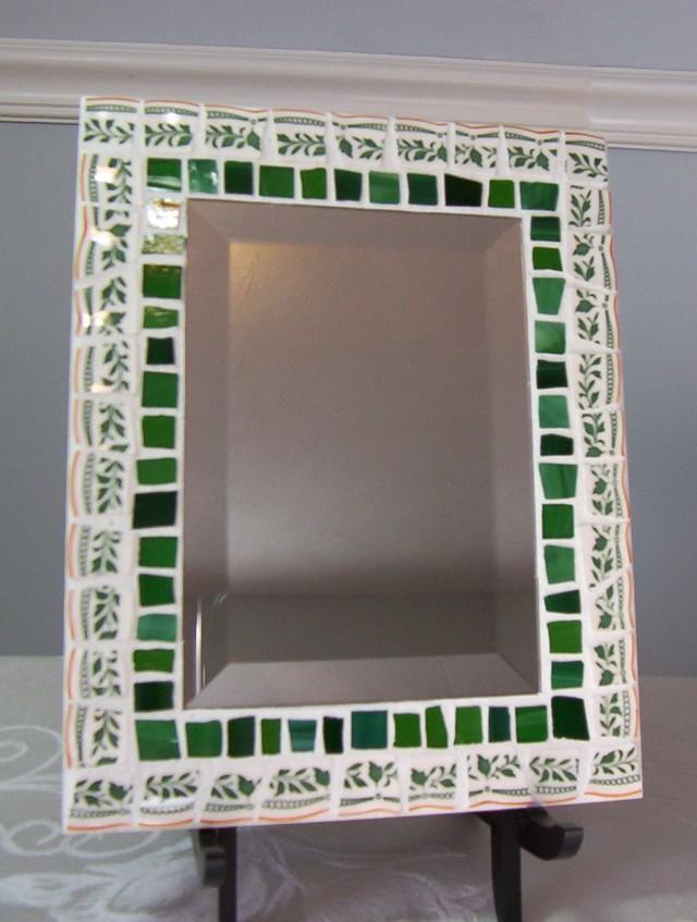 Beveled Mirror Tiles 8 X 10