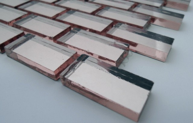 Bronze Mirror Wall Tiles