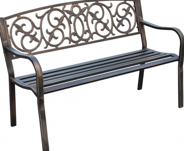 Cast Iron Bench For Sale