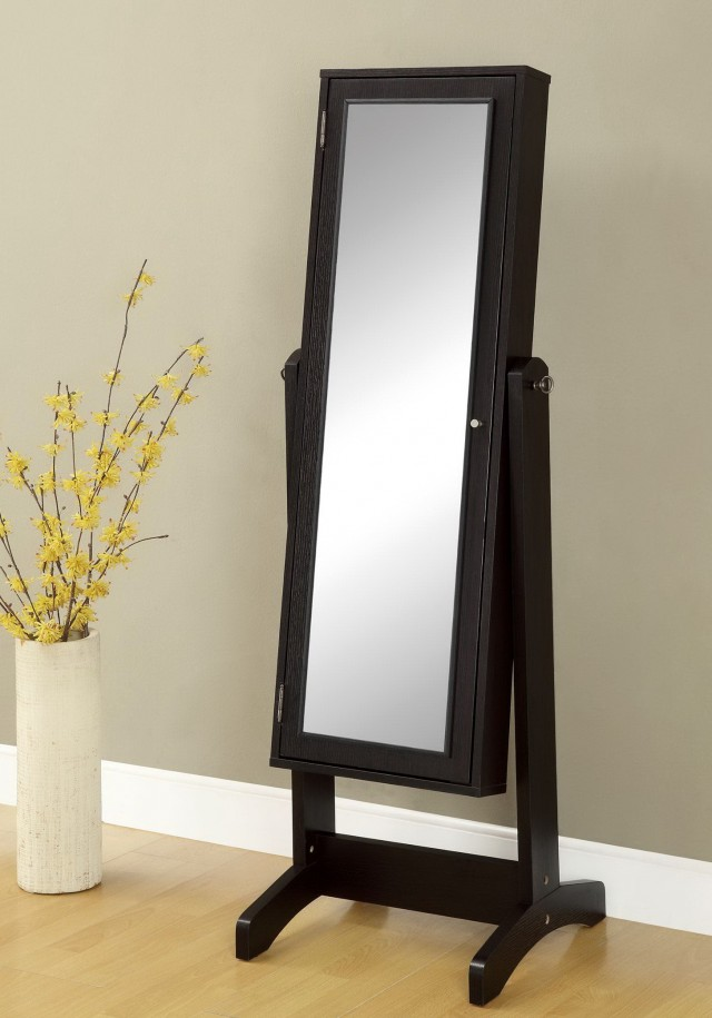 Full Length Mirror Jewelry Armoire Plans