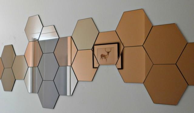 Ikea Mirror Wall Tiles