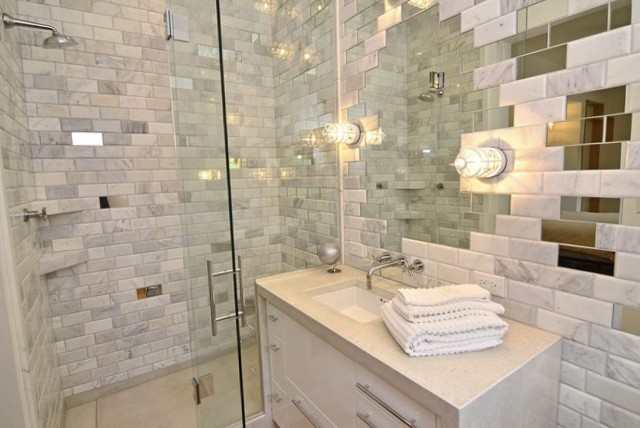 Vintage Mirror Wall Tiles