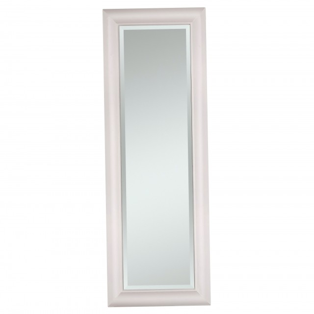White Framed Full Length Wall Mirror