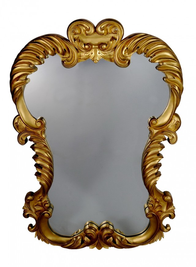 Antique Gold Framed Mirrors