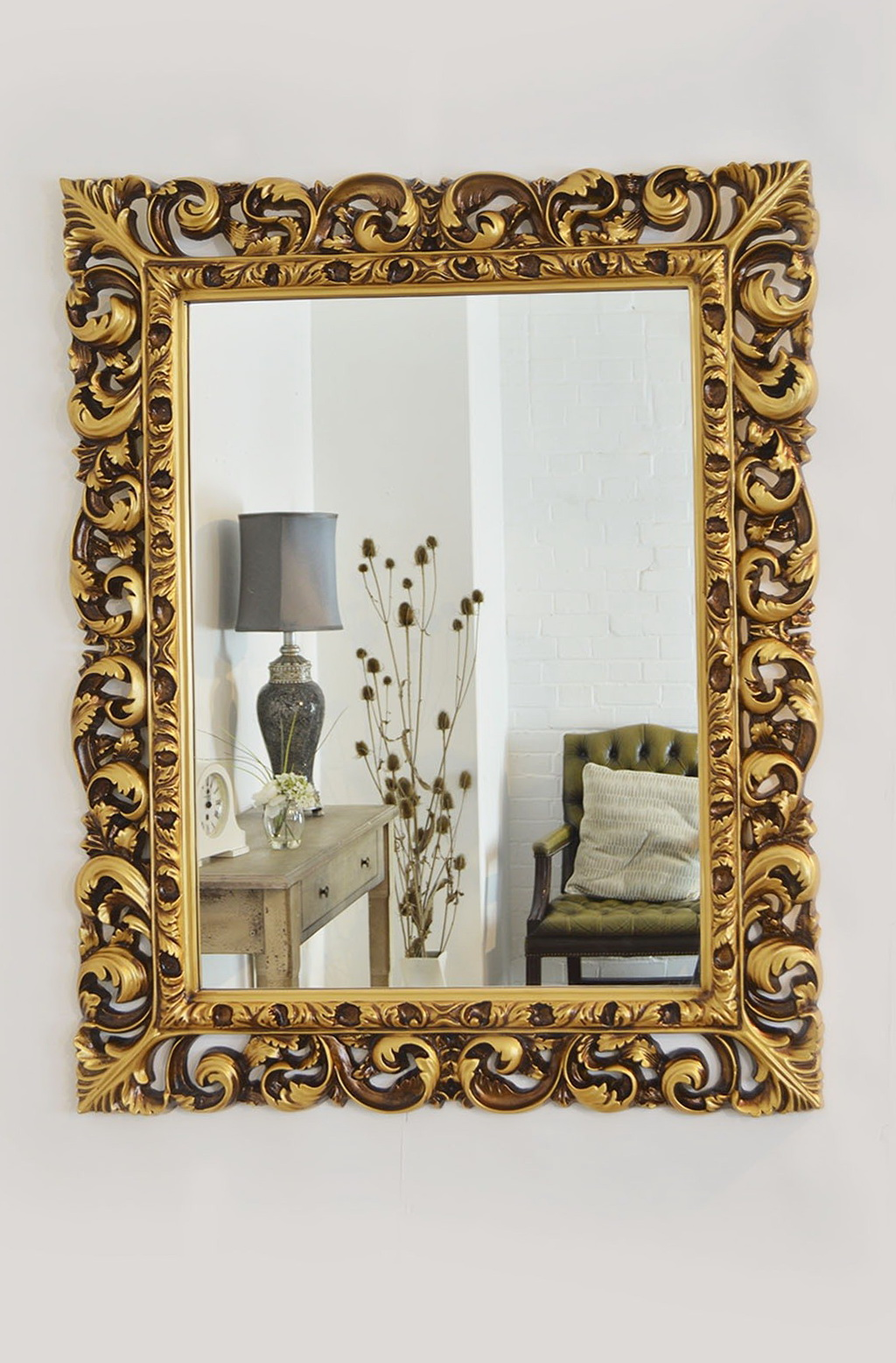 Antique Wall Mirrors Uk