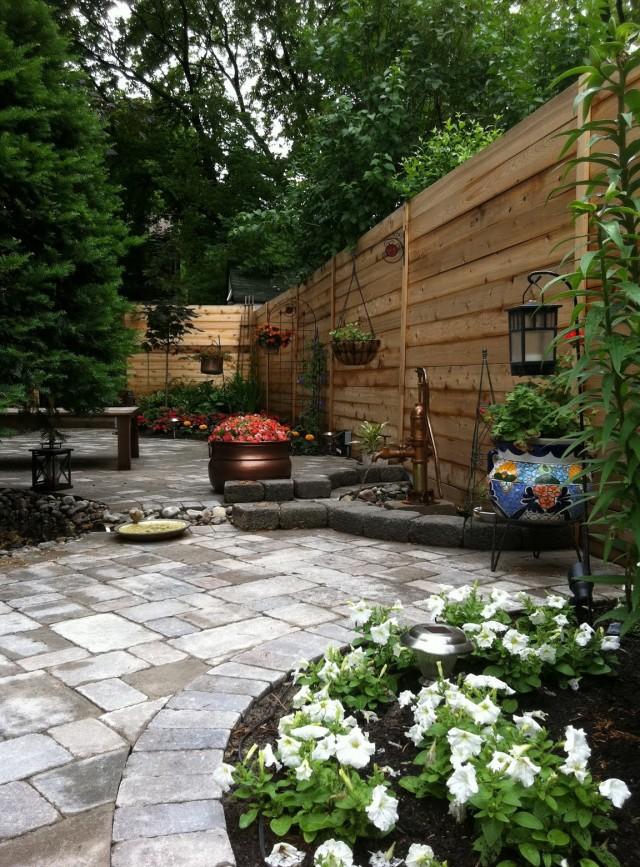 Backyard Deck Ideas For Small Backyard