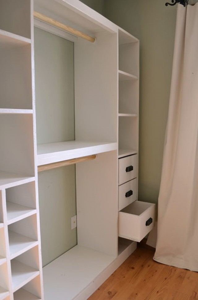 Built In Closet Systems