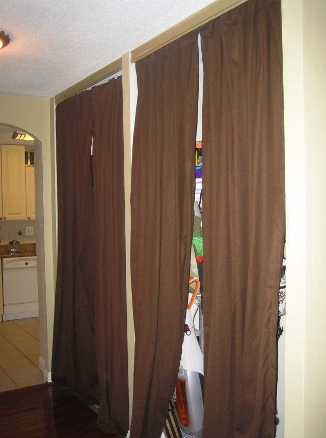 Closet Door Ideas Cheap