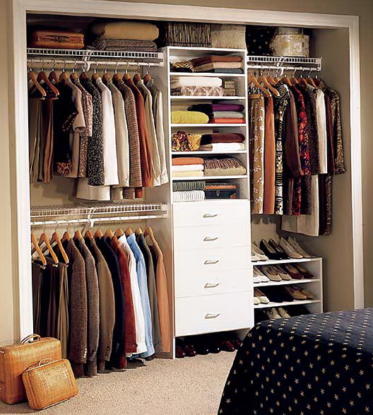 Closet Organizers Ideas Pinterest  Home Design Ideas