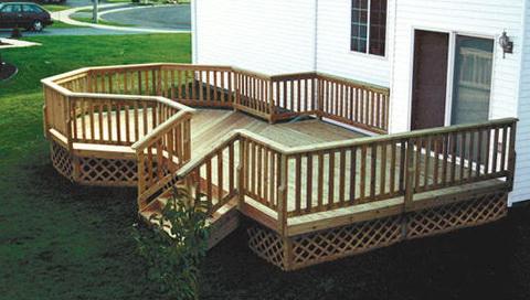 Deck Design Tool Menards