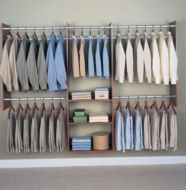 Easy Track Closet Drawers