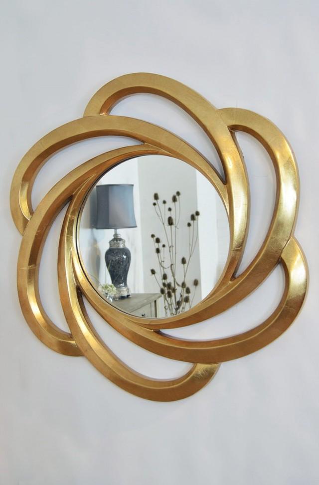 Gold Wall Mirror Uk