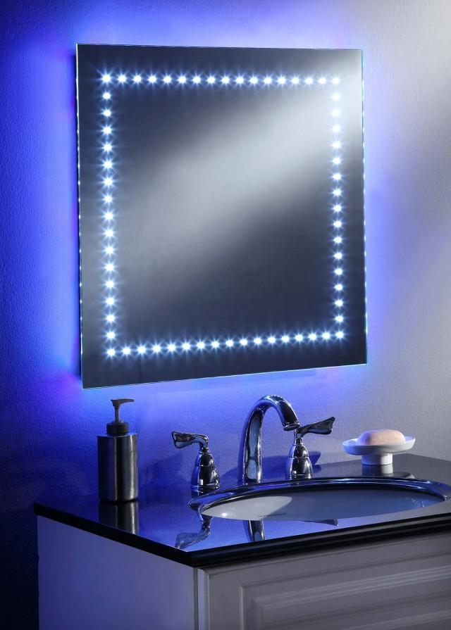 Ikea Led Bathroom Mirror